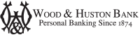 Wood Huston Bank Logo